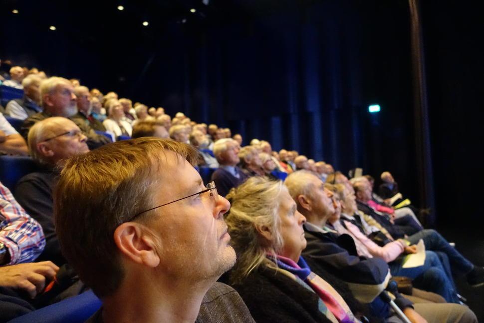 publikum Asker