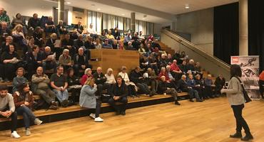 Informasjonsmøte på Rosenborg