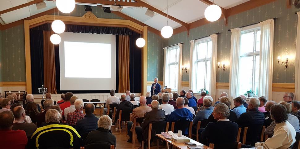 Velkommen på informasjonsmøte i Lier kommune
